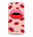 Чохол Kissing Lips для Apple iPhone 6/6s - Фото