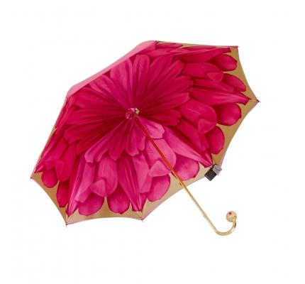 Парасолька Бузкова квітка