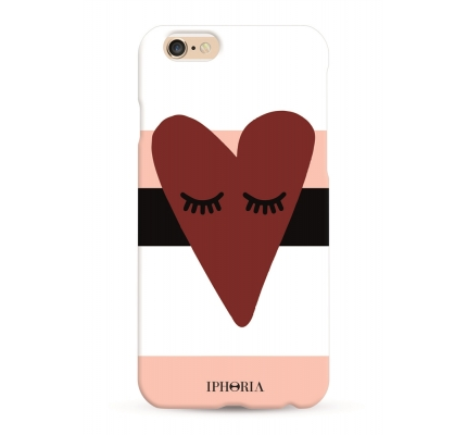 Case Heart Smiley for Apple iPhone 7 Plus