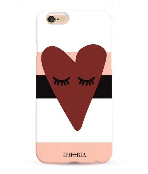 Чехол Heart Smiley для Apple iPhone 7 Plus