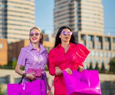Съемки коллекции street style весна/лето 2018