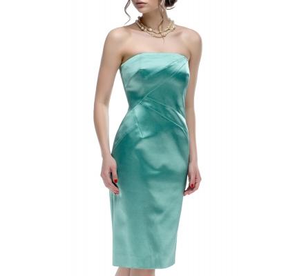 Dress mint color