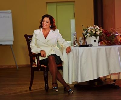 Colette стал партнером тренинга известного психолога, эксперта  Натальи Холоденко.