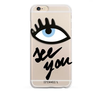 Чехол See You Прозрачный для Apple iPhone 6/6s