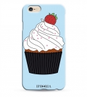 Case Cupcake for Apple iPhone 6/6S - Фото