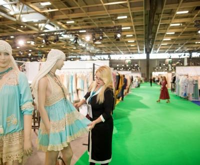 Светлана Шевель на Fashion Week 2018-2019 в Париже