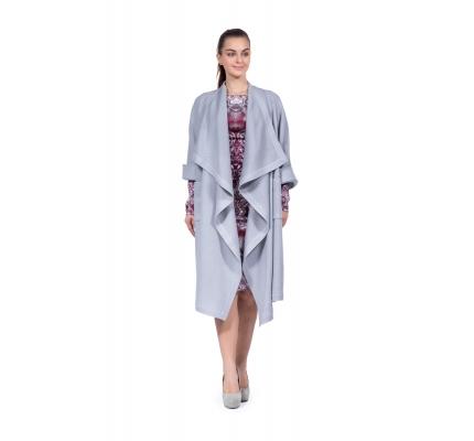 Cardigan grey color