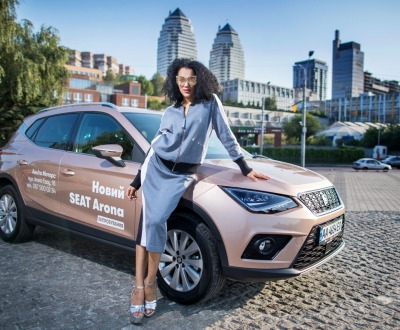 Collaboration with automobile brand Seat and Colette
